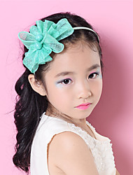 Girls Sinamay Flower Headband Kids Fascinator (more colors) SFD2805