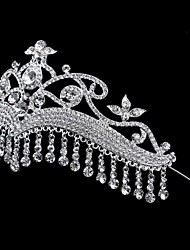 Women/Flower Girl Bridal Rhinestone Crystal Cown Tiaras With Wedding/Party Headpiece