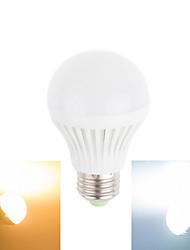 12W E26/E27 Круглые LED лампы 18 SMD 5730 720 lm Тёплый белый / Холодный белый AC 85-265 V 1 шт.