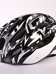 Unisex Mountain Road Sports Cycling Helmet Vents Cycling/Mountain Cycling Road Cycling Recreational Cycling Helmet