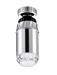 groene kleur aanrecht universele adapter geleid kraan nozzle (zwart-wit)