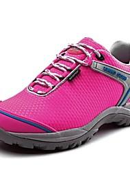 Zapatos de Mujer ( Azul/Rosa Tela