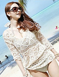 Women's Knitting Beach Or Casual Shirt