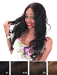 Top Grade 7A Natural Wavy Remy Indian Hair Cheap 100% Human Hair Full Hand Tied Lace Wigs with Baby Hair