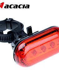ACACIA LEDs  Bike Tail light Lamp LED Cycling Bicycle Taillight Bike Handlebar Back Rear Light for Max Safty Warning