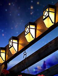 2 dirigées pont solaire blanc de style mission accent lumières chaudes