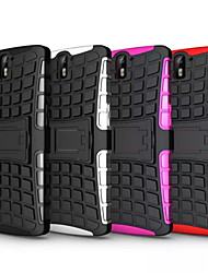 For OnePlus Case Shockproof with Stand Case Back Cover Case Armor Hard PC for OnePlus One Plus One Plus 3T