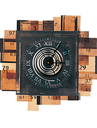 relógio de parede efeito da arte 3d pag®morden 15,7 * 15,7 polegadas / 40 * 40 cm