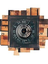PAG®Morden 3D Effect Art Wall Clock 15.7*15.7 inch / 40*40 cm