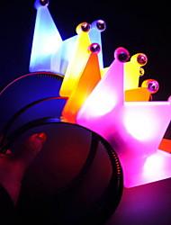 Luminous Crown Headbands