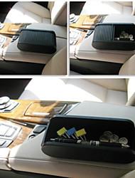 teléfono móvil del bolso de cajas de almacenamiento de suministros de automóviles coche bolsa de transporte de artículos varios automotriz