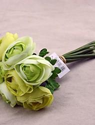 """Fleurs h décoration de la maison des fleurs de mariage de 11 """"2 pcs"""