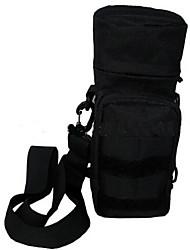 Men 's Nylon Sports Sports & Leisure Bag - Green/Brown/Black