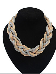 MPL The trend of Bohemia compiled concise simple twist temperament Necklace