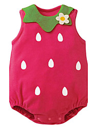 Waboats Summer&Spring Kids Baby Boy Girl Watermelon Triangle Romper