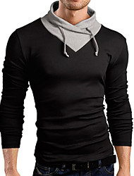 Taylor Men's Casual Long Sleeve T-Shirts