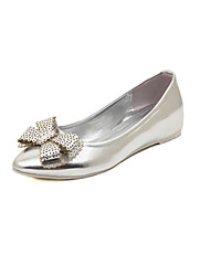 Women's Shoes   Flat Heel Ballerina/Pointed Toe Flats Casual White/Silver/Neutral