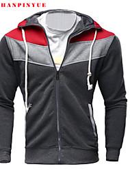 2015 High Quality Men's Fashion Leisure Hoodies