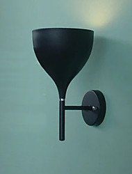 Country Style Matel Wall Sconces 1 Light