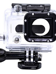 Accessories For GoPro,Smooth Frame Protective Case Screw Waterproof Housing Mount/Holder Waterproof, For-Action Camera,Gopro Hero 3 Gopro