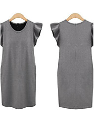 DFN    Women's Casual Dresses (Cotton)