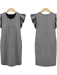 Vestidos ( Algodón )- Casual Mujer