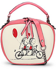 Women's Fashion Chain Sweet Lady Bag Single Shoulder Bag