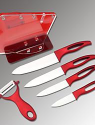 Hollow Handle Fashion Health Ceramic Ceramic Knife Sets