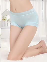 Para Mujer Bragas Panti Modelador - Poliéster/Modal