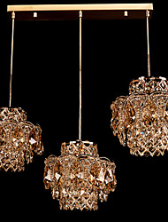 Chandeliers Crystal Traditional/Classic Living Room/Dining Room/Study Room/Office/Game Room Crystal