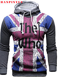 2015 High Quality Men's Fashion Leisure Hoodies