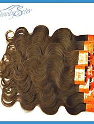 Wholesale Cheap 2Kg 40Pieces Lot Cheap Malaysian Hair Body Wave Grade5A 100% Human Hair Weaves Bundles Color Brown