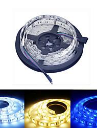 Ding Yao 5 M 60/m 5050 SMD Warmweiß/Weiß/RGB/Rot/Gelb/Blau 50 W Leuchtbänder RGB DC12 V