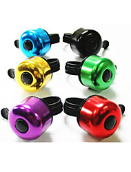 LUGERDA Genuine classic bicycle bell bell ringing cute mini aluminum alloy bicycle bell multicolor optional