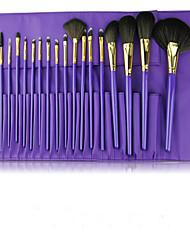 18Pcs Makeup Brushes Professional Cosmetic Make Up Brush Set