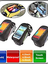 Fahrradrahmentasche Radsport FürSamsung Galaxy S4 / Samsung Galaxy S8 / Samsung Galaxy S6 / Samsung Galaxy S6 edge / Samsung Galaxy Note