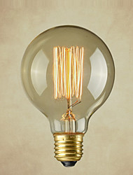 Ecolight® E27 40W 3700K Warm White Loft Retro Industry Incandescent Bulb Edison Bulb (AC220~265V