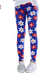 Pantalones Chica de - Otoño - Algodón