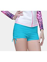 Pantalones Cortos ( Amarillo/Rosa ) - Transpirable/Resistente a los UV/Reduce la Irritación - de