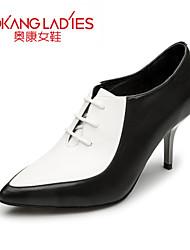 Zapatos de mujer - Tacón Stiletto - Tacones / Comfort / Puntiagudos / Punta Cerrada - Tacones -Boda / Exterior / Oficina y Trabajo /