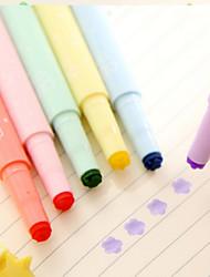 многоцветный установить эскиз маркером мешок манга с двойным наконечником (1шт)