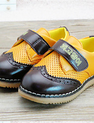 Baby Shoes Casual   Oxfords Blue/Yellow/Green