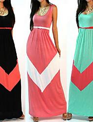 KuGo Women's Dresses , Chiffon Sexy/Casual/Party KuGo