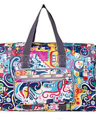 mujeres 's bolsa de asas de nylon / viajes - rosa / azul / negro