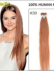 Indian I Tip Hair Extension 1g Stand Straight Stick Tip Hair 100 Keratin Tip Human Hair Extensions
