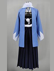 Cosplay Costumes - Outros - Outros - Capa de Kimono/Top/Peitoral/Calças/Xale/Cinto/Mais Acessórios