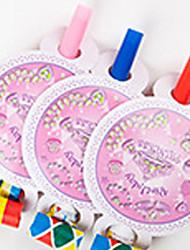 pack de 6 - máscara de ensueño niñas fiesta de cumpleaños adorno