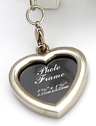Cute Mini Heart Keychain Cartoon Keychain