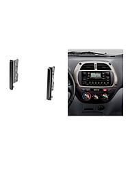 2 Din Car Radio Brackets for Toyota Car Stereo Head Unit Dash Installation CD DVD Kit Trim