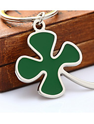 South Korea Love Clover Exquisite Keychain